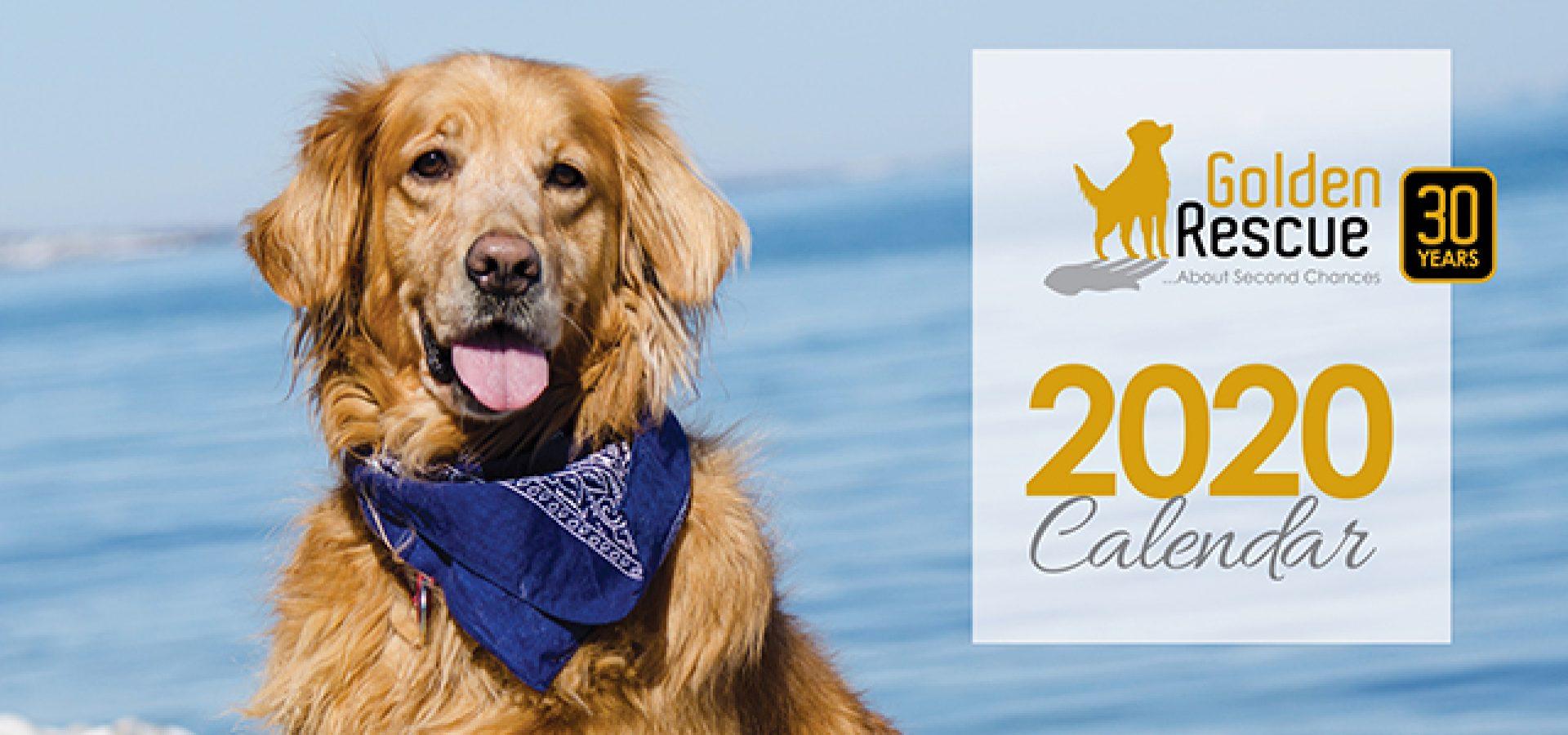 2020 Calendar Now Available