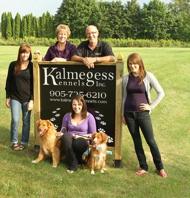 The Kalmegess clan