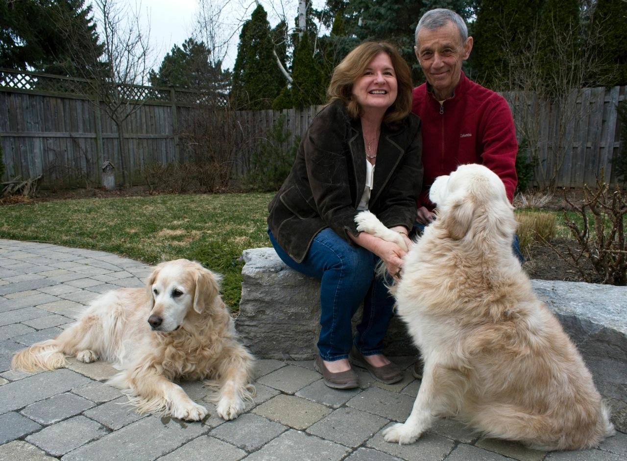 Karin Bauer & Bob Jean