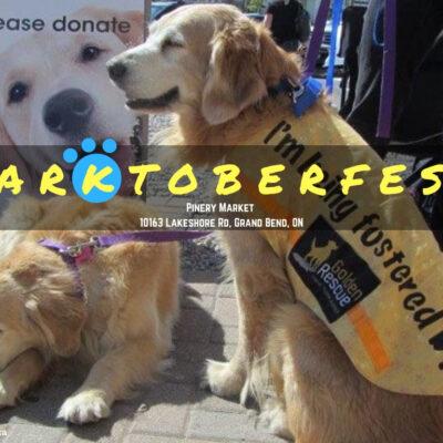Barktoberfest – CANCELLED