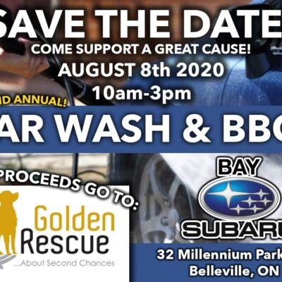 Subaru Car Wash & BBQ ~ Belleville